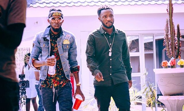 Takura Hosts A House Party In Kamu Shekero Kacho Music Video