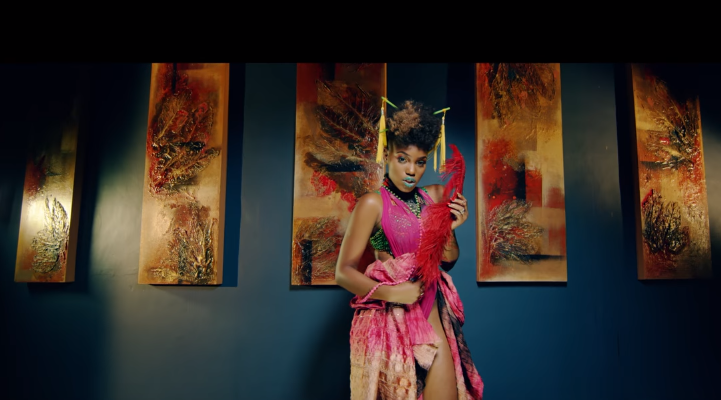 Tamy Celebrates Diversity in 'Beautiful Ndozvandiri' Music Video