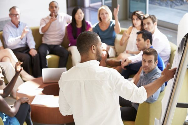 5 Ways You Can Be a Better Team Player at Work