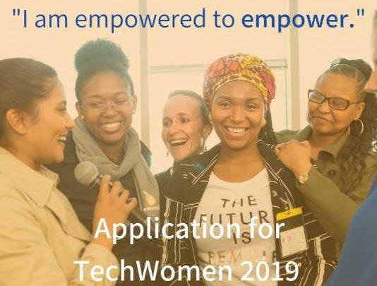 TechWomen 2019