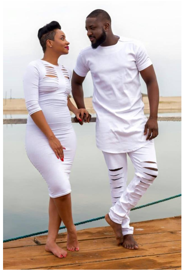 Must Watch: Pokello's Cutest Birthday Shout Out To Hubby Elikem