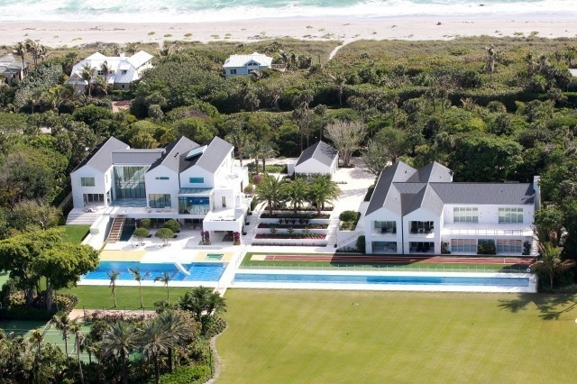 Top 5 richest celebs and their houses youth village zimbabwe Images of tiger woods house