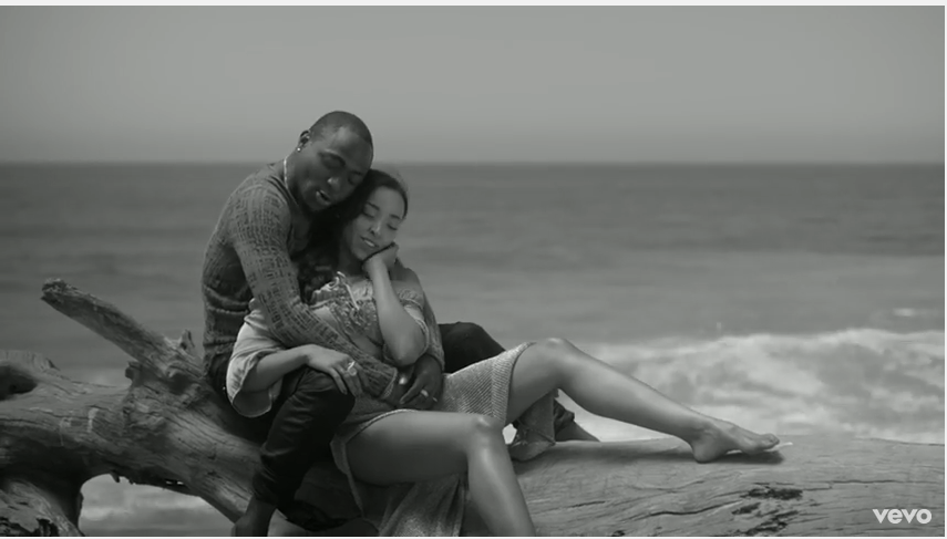 Watch: Zimbabwe's Tinashe Collaborates With Davido