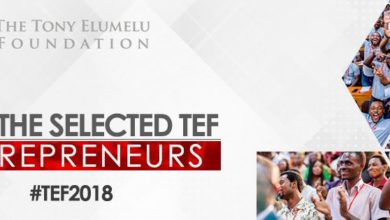 19 Zimbabweans Selected for the Tony Elumelu Entrepreneurs for 2018