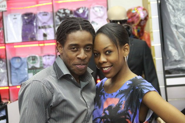 trevor dongo and wife