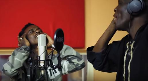 Watch: Gary Tight featuring Oliver Mtukudzi 'Ndizarurire'
