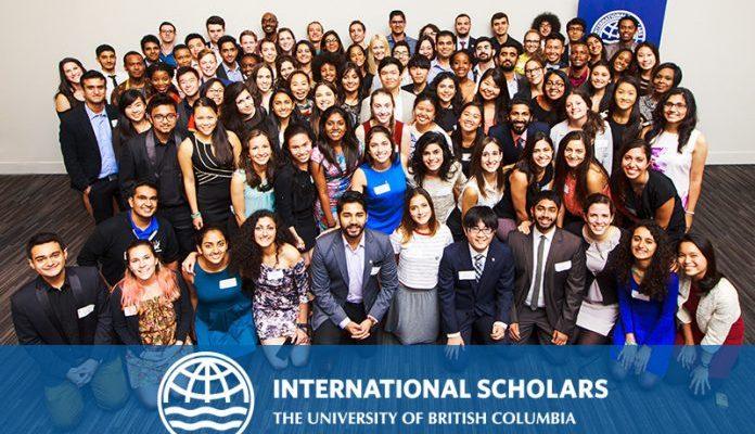 University of British Columbia Scholarships 2018