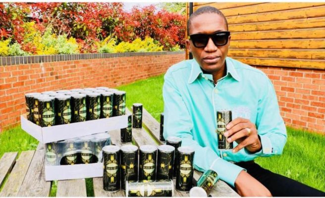 Prophet Angel Launches an Energy Drink