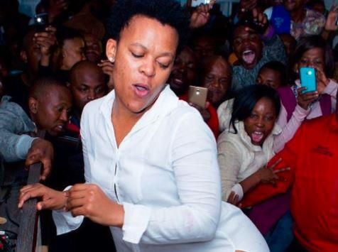 Zodwa Wabantu Will Be In Harare Next Week