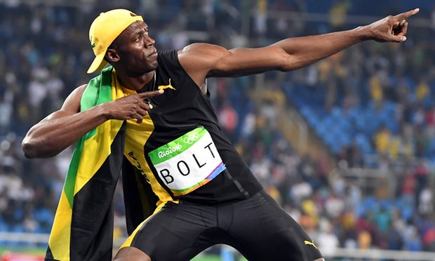 Usain Bolt Makes It To The Top Again