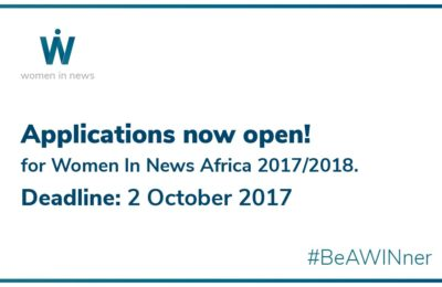 Women In News Africa 2017/2018