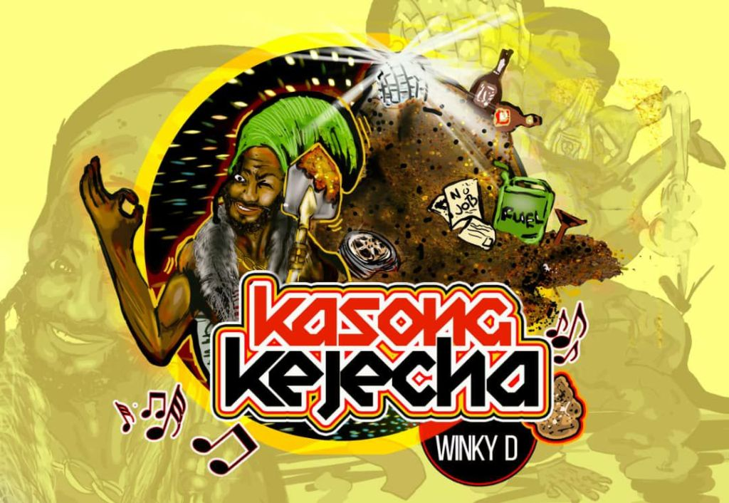 """Is Winky D's 'KaSong Kejecha"""" The Song for Summer?"""