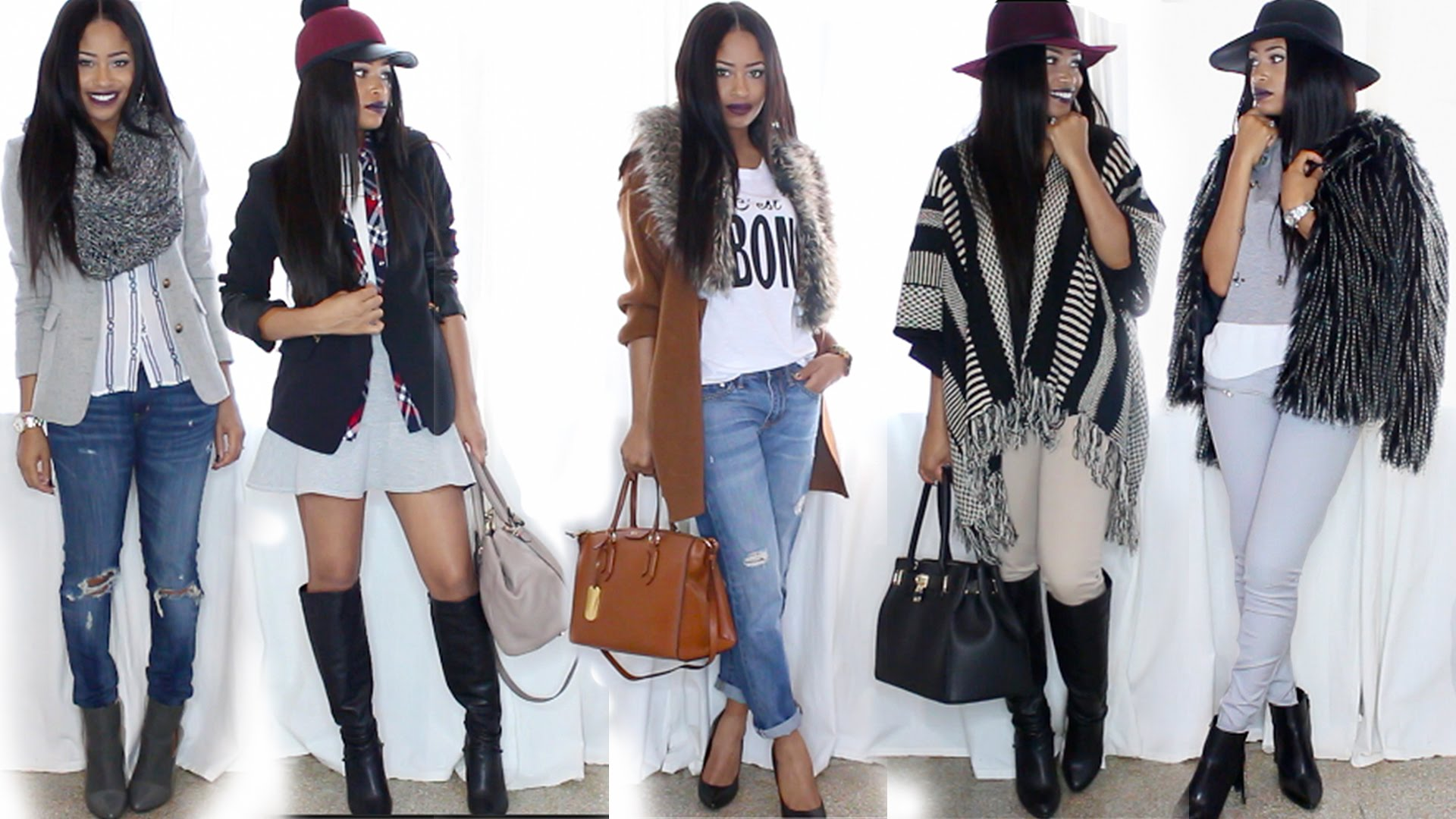 Top 10 Cute Winter Outfit Ideas For Ladies Youth Village Zimbabwe