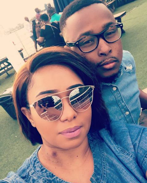 Pics! Tytan And Olinda Are Definitely Crazy In Love
