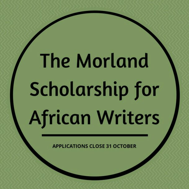 Miles Morland Foundation 2017 Morland Writing Scholarships for African writers