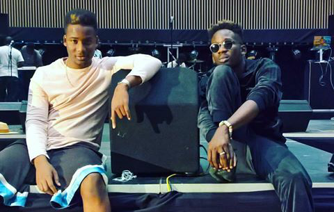 Simba Tagz And Mr Kamera Join Mr Eazi On Tour