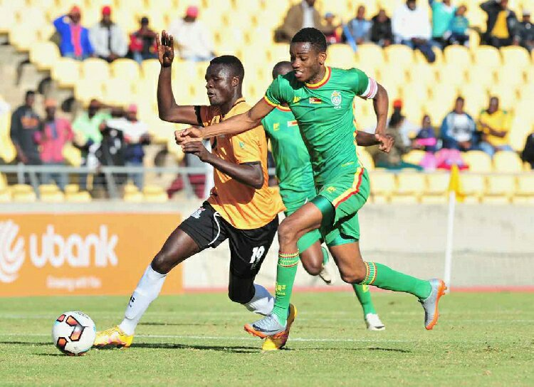 Namibia Wins Over Zimbabwe At CHAN