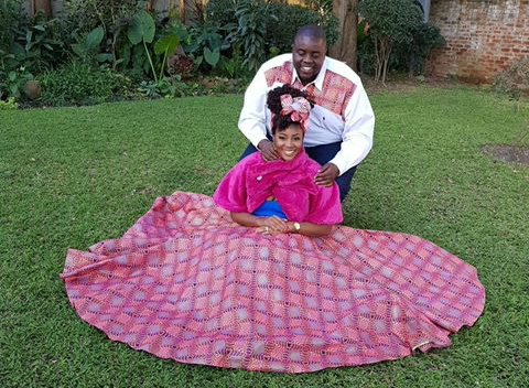 Sir Wicknell Pays Lobola For Fiance