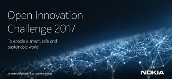 Nokia Open Innovation Challenge 2017
