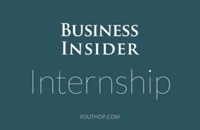 Business Insider Paid Internship In New York