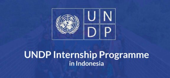 ​Internship Programme at UNDP in Indonesia