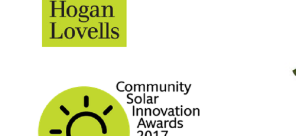 Hogan Lovells Community Solar Innovation Awards 2017