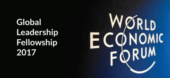 World Economic Forum Global Leadership Fellowship 2017