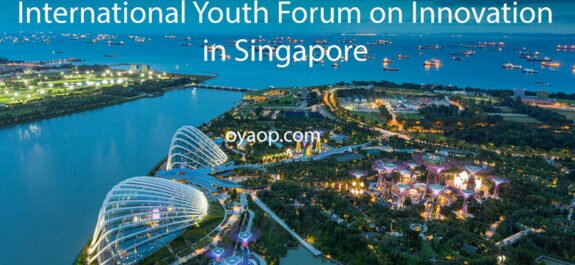 International Youth Forum on Innovation (IYFI) in Singapore 2017