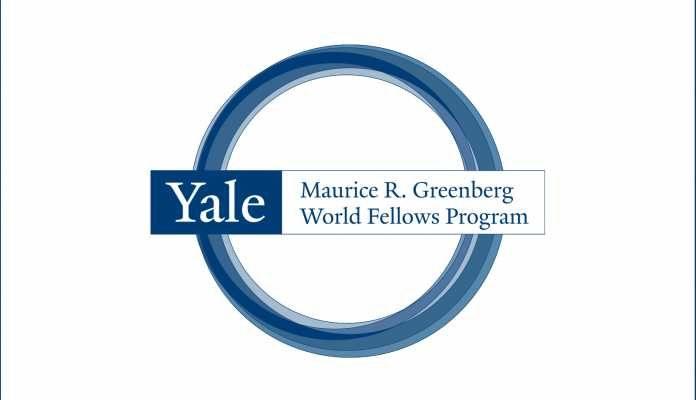 Yale Greenberg World Fellows Program 2018