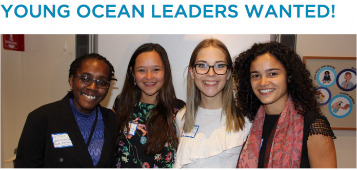 World Oceans Day Youth Advisory Council 2018