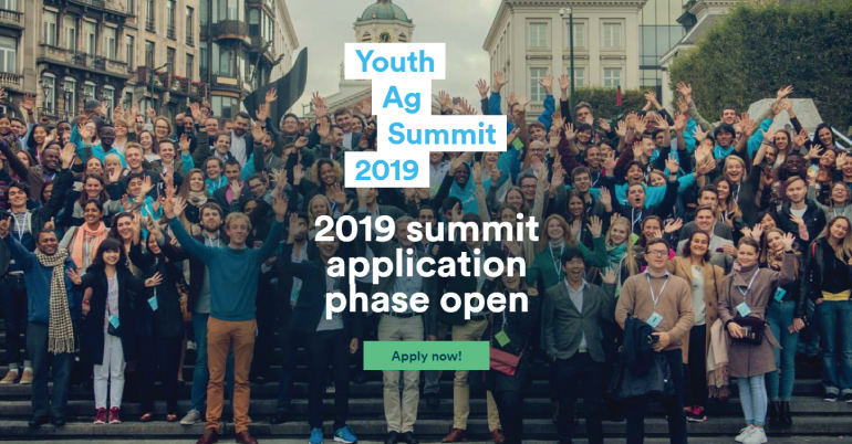 Youth AG Summit in Brazil