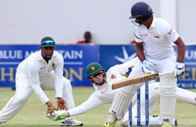 Zimbabwe Names Squad for West Indies Tests